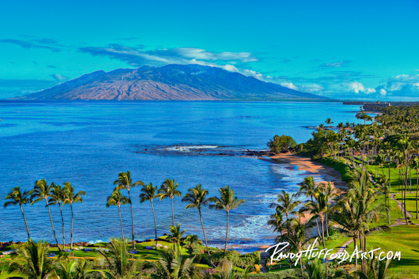 Ocean scenes of Hawaii