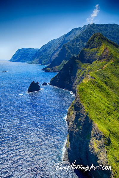 Molokai Sea Cliffs