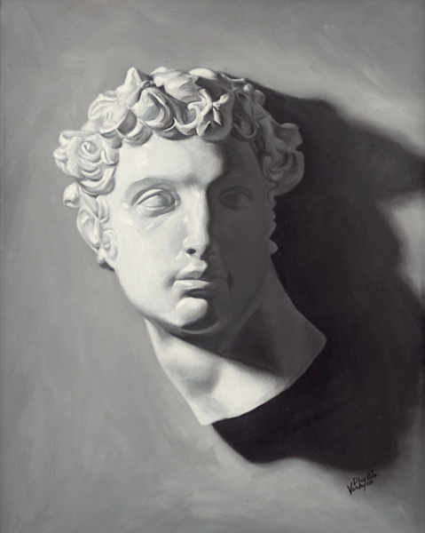 Lorenzo de Medici fine art print by Phyllis Verhyen.
