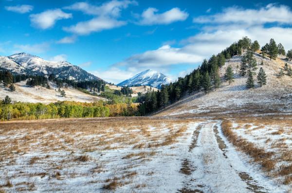 Mtn Pasture Road
