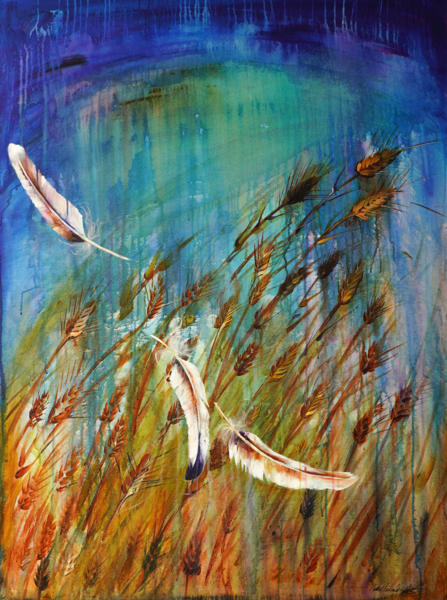 """""""All We Like Wheat"""" by Patti Hricinak-Sheets 