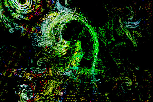 Emerging from Acheron | Mark Humes Gallery