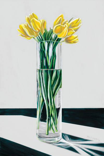 Flower paintings by John R. Lowery available as Art Prints