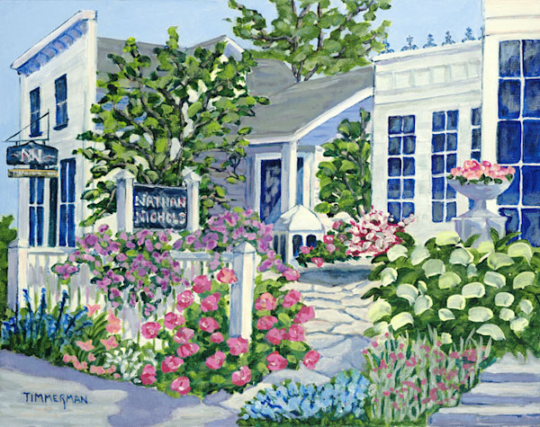 Nathan's Place fine art print by Barb Timmerman.