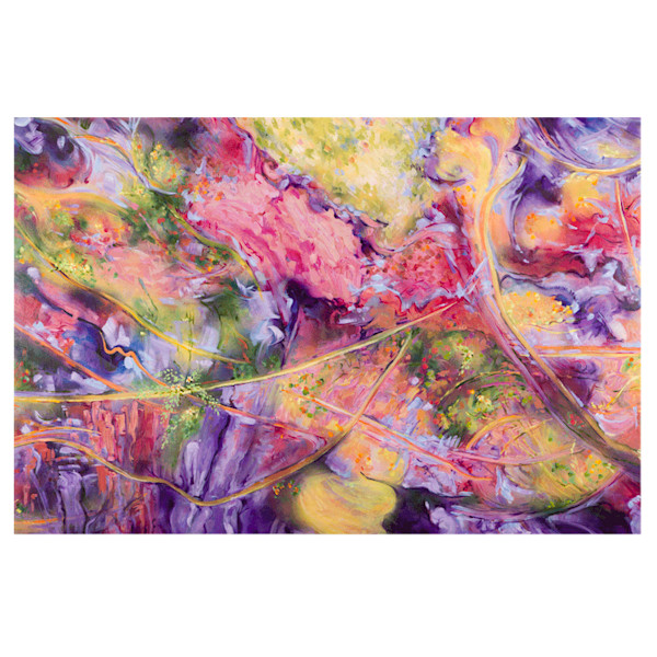 Original Abstract Paintings - Art by Joy Collier