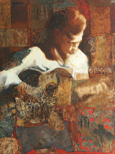 Assemblage | Fine Art Paintings and Prints by Giancarlo Piccin