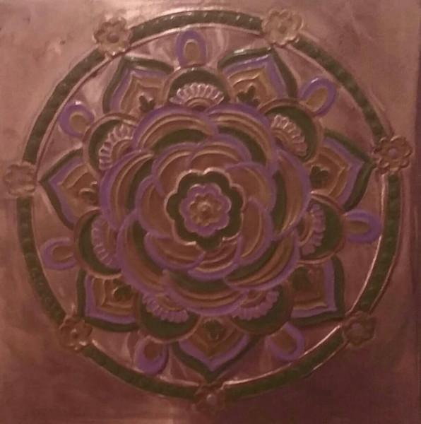 Vitality Wheel Mandala