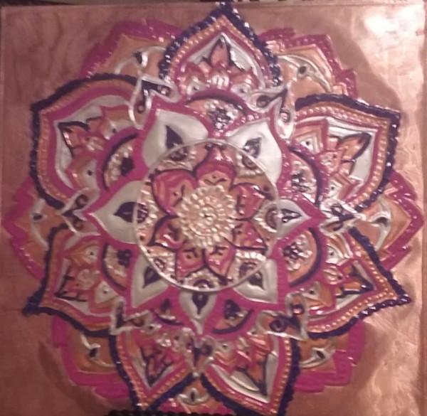 Love Flower Mandala