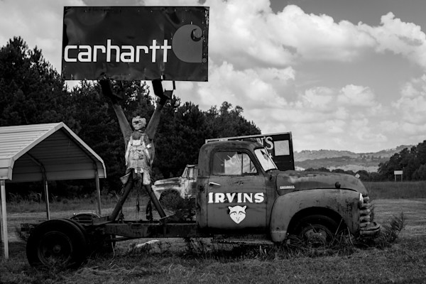 """""""Carhart"""" Limited Edition of Ten, 20x15"""