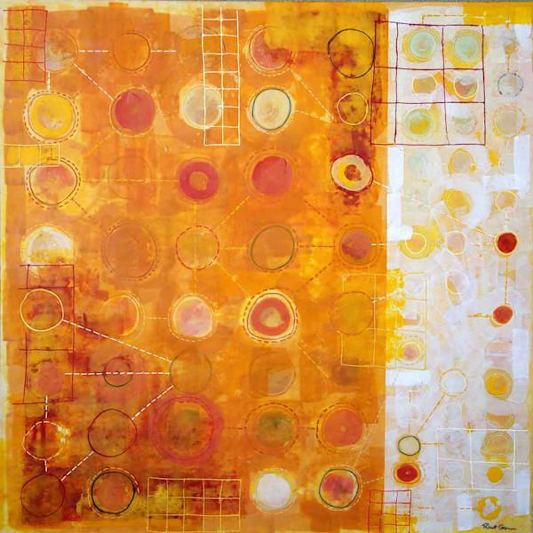 Abstract Rinat Goren Art