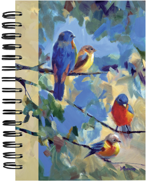 Five Birds Journal | Southwest Art Gallery Tucson | Madaras