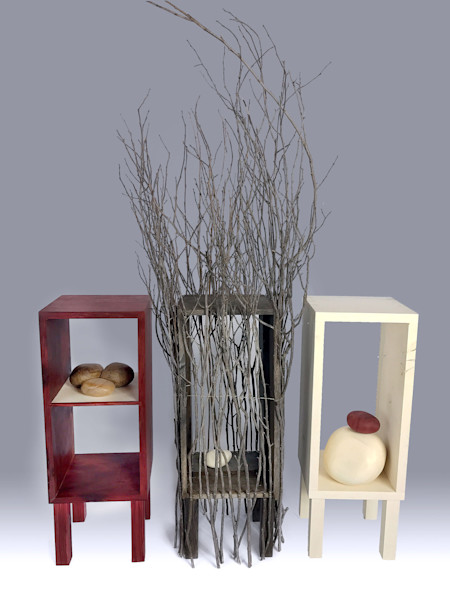 Shop Matt McLeod Fine Art Gallery for fine wood furniture and furnishings.