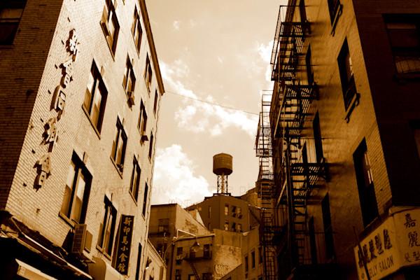 Water Tower Chinatown