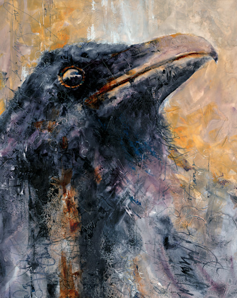Sarah B Hansen Art - Paintings and Fine Art Prints of Birds on Canvas, Paper, Metal & More