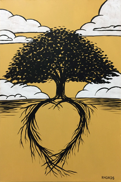 """""""Rooted In Love"""" by Nathan Rhoads 