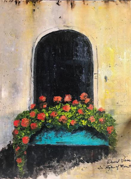 Window Box 1 Art | DavidPVance Prints