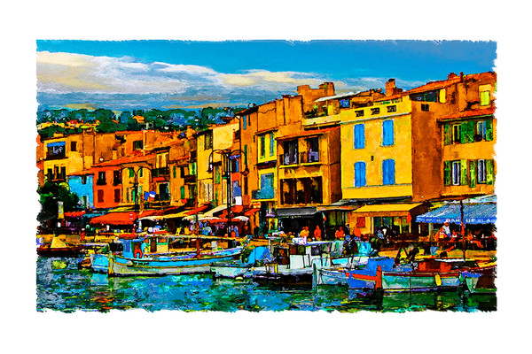 """""""French Harbour"""""""