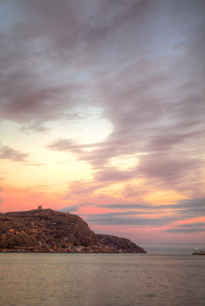 Signal Hill, Battery Sunset