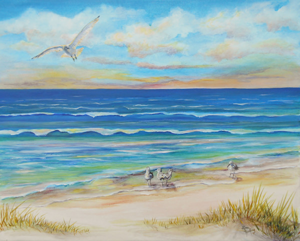 """""""Galilee"""" by Gina Harding 
