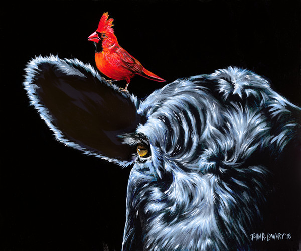 Animal Paintings by John R. Lowery available as Art Prints