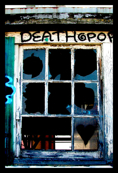 Death Pop Photograph for Sale as Fine Art Print