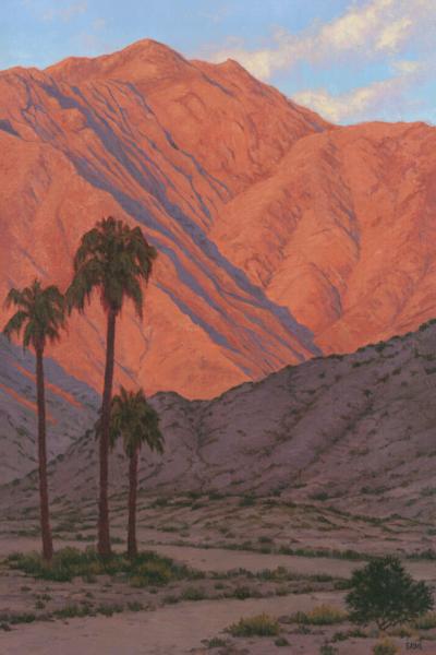 La Quinta Sunrise Art | Terry Sauve Fine Art