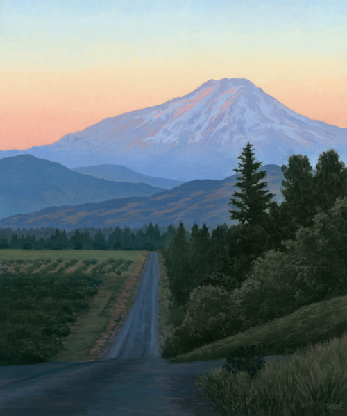Summer In The Northwest Art | Terry Sauve Fine Art