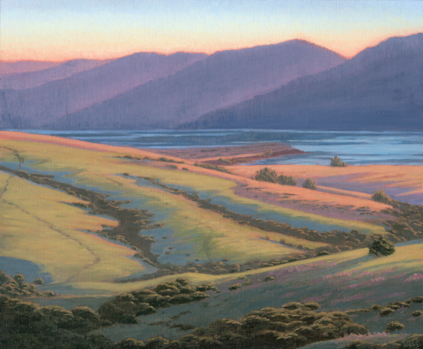 Tomales Bay In Spring Art | Terry Sauve Fine Art