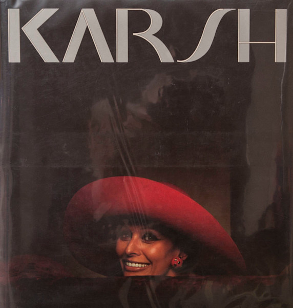 Karsh: Fifty Year Retrospective - Yousuf Karsh - Signed First Edition Book
