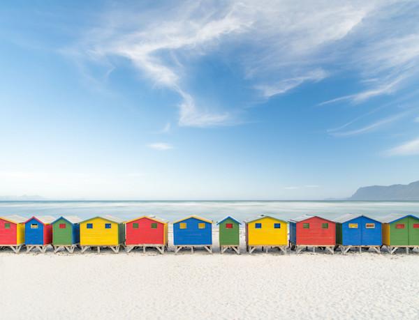 Muizenberg Beach Houses - Capetown South Africa