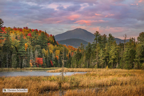 Whiteface Mountain from Cherry Patch Pond/Adirondack Park fine art photo prints