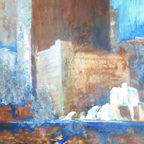 Blue Buckingham Block 2