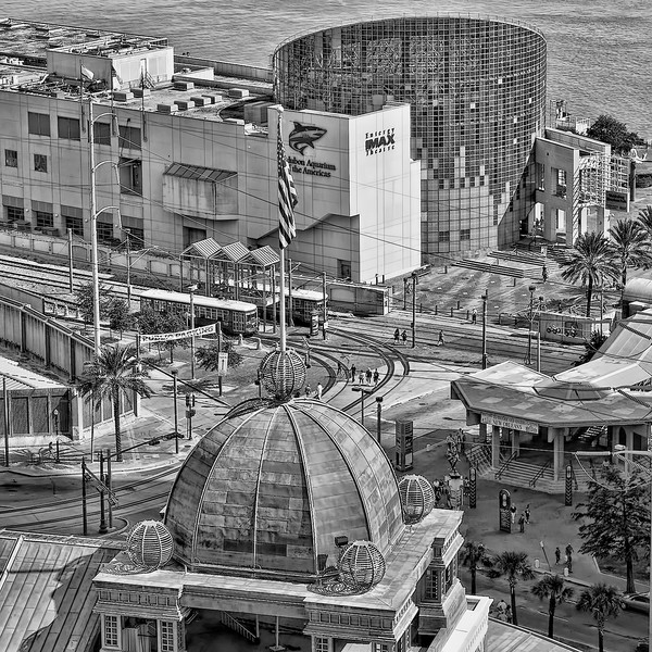 BW Casino Roof  NOLA