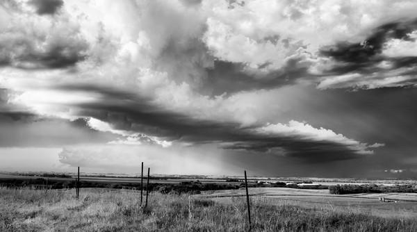 Iron Mountain Overlook, Nebraska