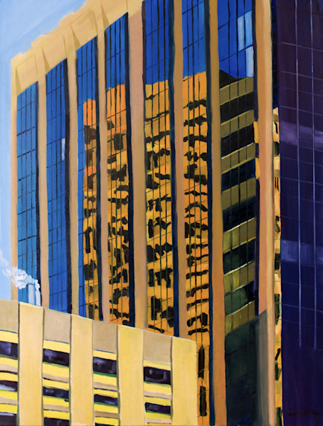 Studio and Plein Air paintings by Paul William