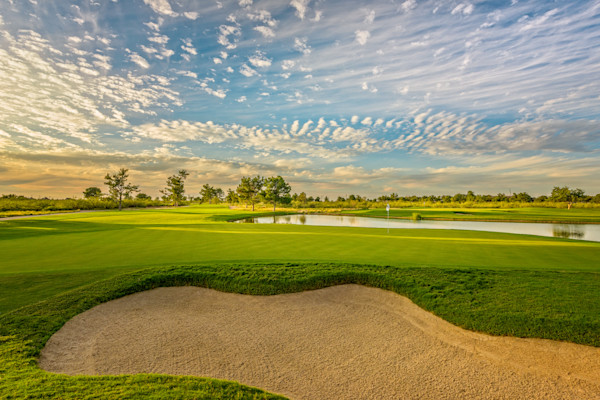 Midland Country Club, Midland, Texas - 11th Hole