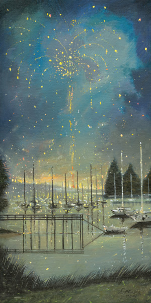 Rowayton Fireworks