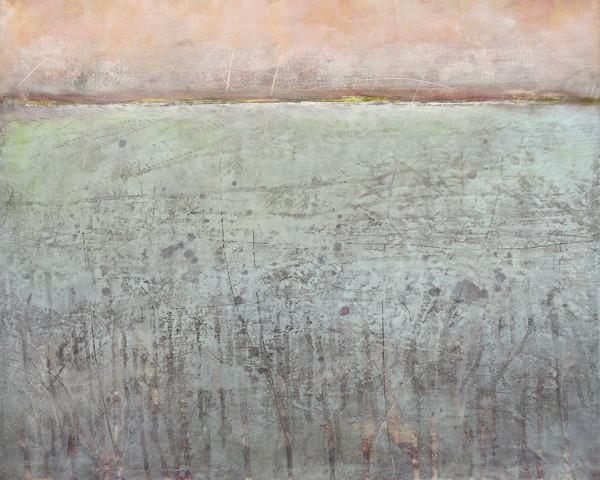 Rusty Waters - Ocean Wall Art - Coastal Artwork