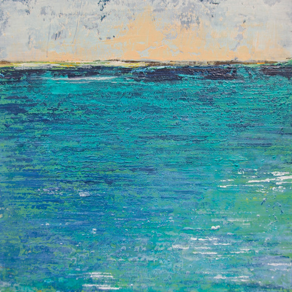 Beryl Basin - Seascape Paintings - Canvas Art