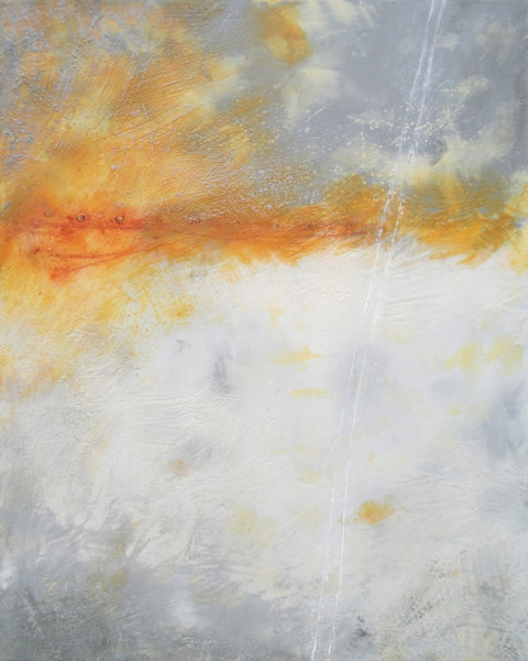 Tawny Spirit - Simple Paintings - Abstract Art