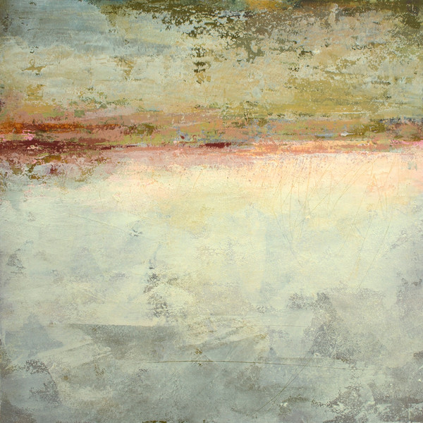 Coastal Wall Art - Contemporary Sky and Water Paintings