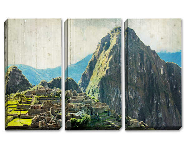 Greener Triptych