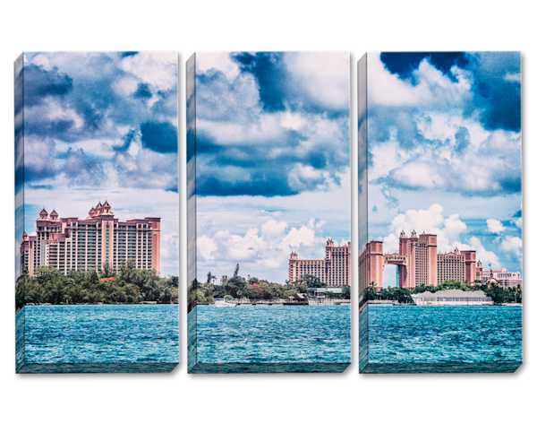 Beauty Will Rise Triptych