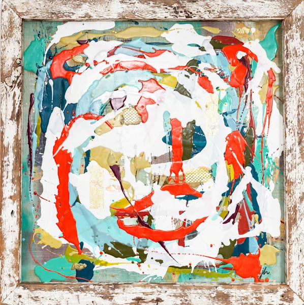 Large Textured Wall Art | Jannet Haitas Artist