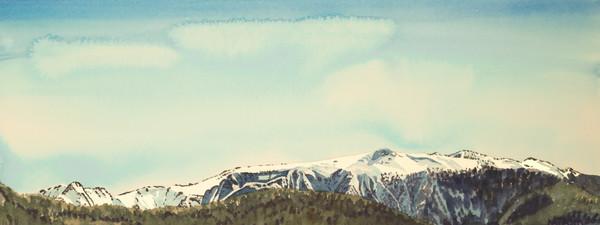 Mont Albert, Chic Chocs art