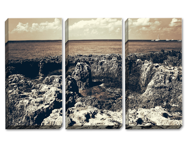 Clear Your Mind Triptych