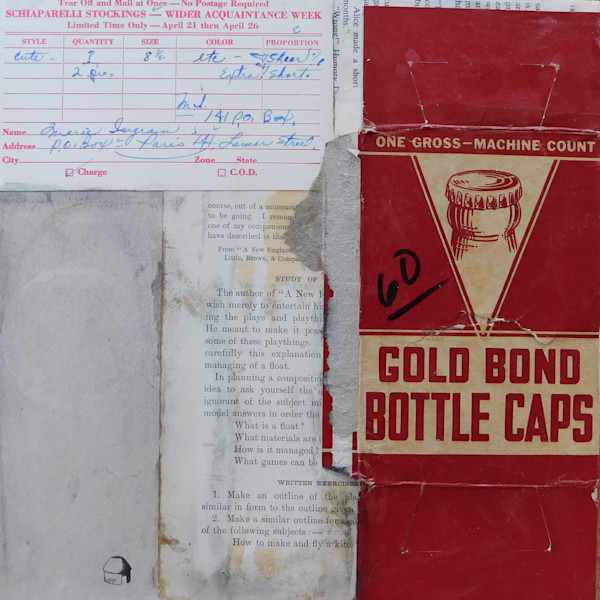 Gold Bond Bottle Caps