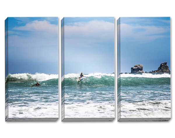 Made Up Triptych