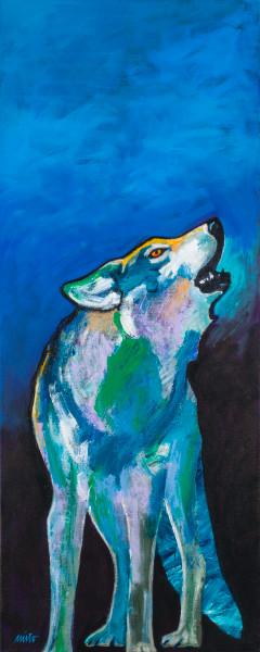 Alpha Wolf Calling | John Nieto