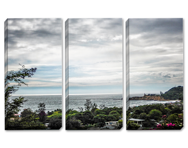 A Looking View Triptych